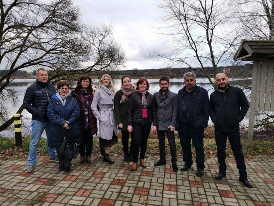 Kick-off meeting Latvia